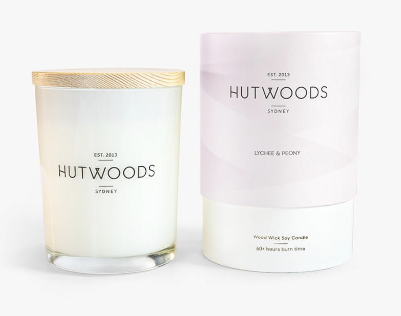 LYCHEE & PEONY CANDLE 250g