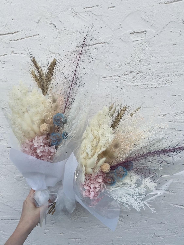 Pastel Dried Bouquet