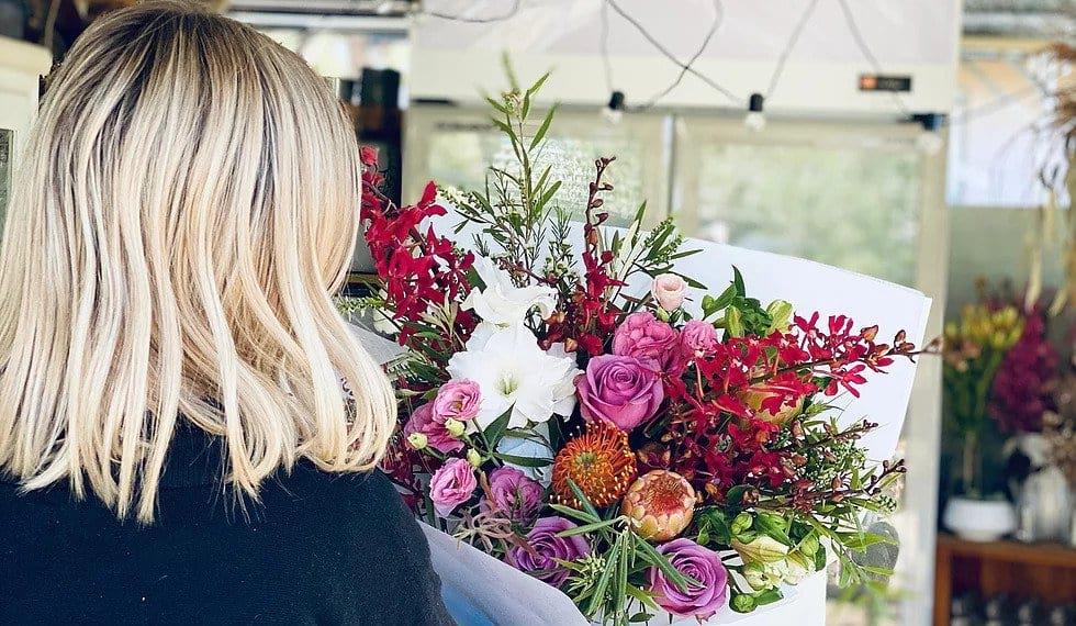 Floral Heads Act Florist Canberra Florist